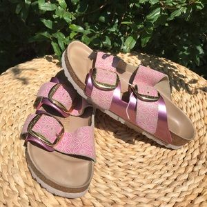 BIRKENSTOCK🎀Arizona BIG BUCKLE 37